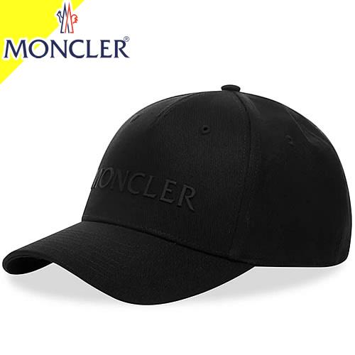 モンクレール キャップ 帽子 メンズ レディース ブランド ロゴ ベースボールキャップ ブランド 大きいサイズ 深め ゴルフ 白 ホワイト ピンク MONCLER 0091750 V0006 529 032