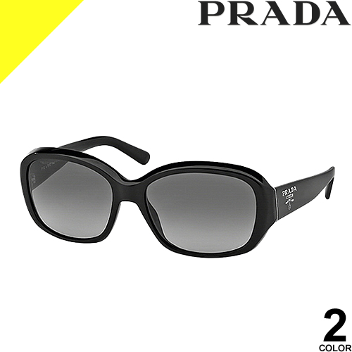プラダ サングラス レディース メンズ ブランド UVカット 薄い 色 紫外線対策 スクエア PRADA 31NSA 2AU8C1 1AB3M1