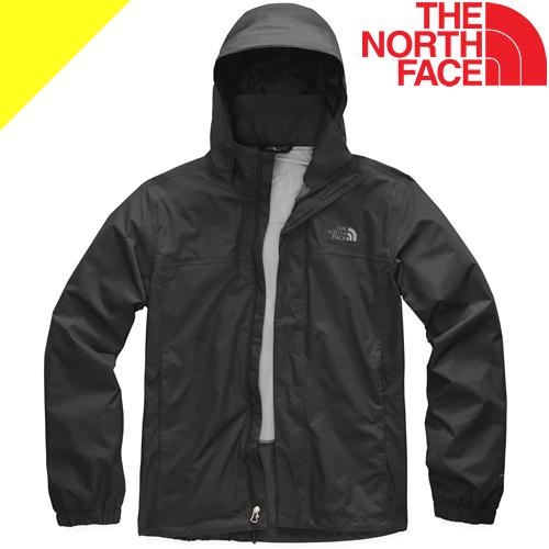 ノースフェイス ナイロンパーカー マウンテンパーカー マウンテンジャケット リゾルブ2 メンズ 大きいサイズ 防水 アウトドア 登山 黒 ブラック THE NORTH FACE RESOLVE 2 JACKET NF0A2VD5 KX7 [ネコポス発送]