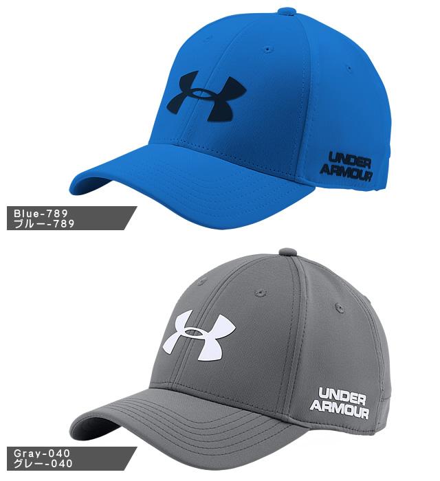 df55b9b982a アンダーアーマーUNDERARMOURキャップランニングゴルフメンズ帽子大きめ大きいサイズGolfHeadlineCap1273282