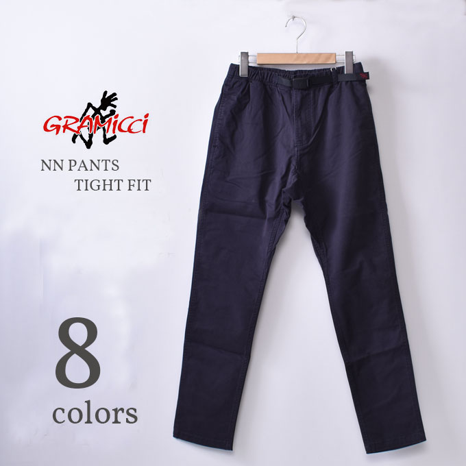 GRAMICCI グラミチNN PANTS TIGHT FIT 8818 FDJ ニューナローパンツ タイトフィットクライミングパンツ イージーパンツ全7色z10xrxdeWCBo