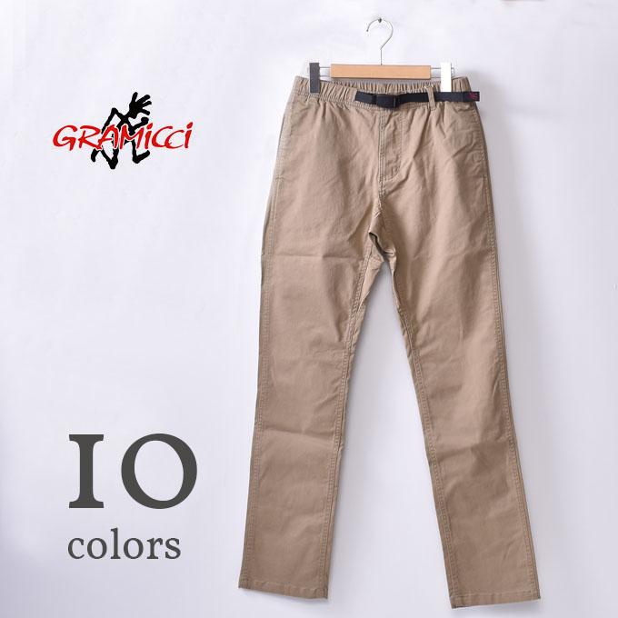 【GRAMICCI】グラミチNN PANTS(0816-FDJ)NNパンツ ニューナローパンツクライミングパンツ全7色z10x
