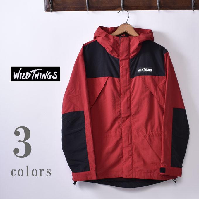 【WILDTHINGS】ワイルドシングスCHAMONIX JACKET 2(WT19127PA)シャモニージャケット2全3色z10x