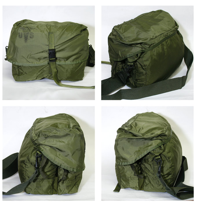 Dead stock US MEDICAL KIT BAG US Army United States Army medical back for  military