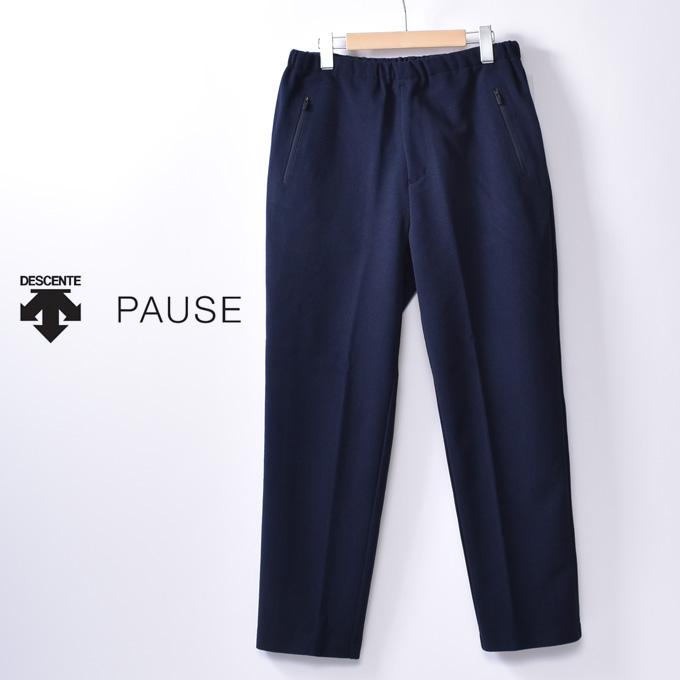 【DESCENTE PAUSE】デサント ポーズMOLE EASY PANTS(DLMOJD87)モールイージーパンツNVY ネイビー