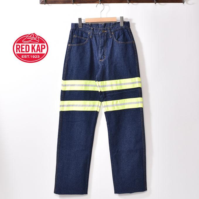 【REDKAP】レッドキャップ(レッドカップ)Enhanced Visibility Relaxed Fit Jeansリラックスフィットジーンズブルーデニム