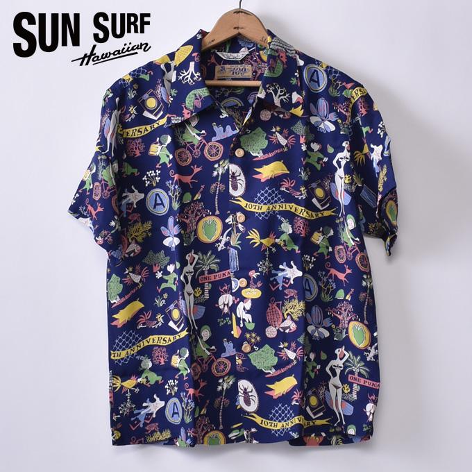 【SUN SURF】サンサーフ HOLOHOLO