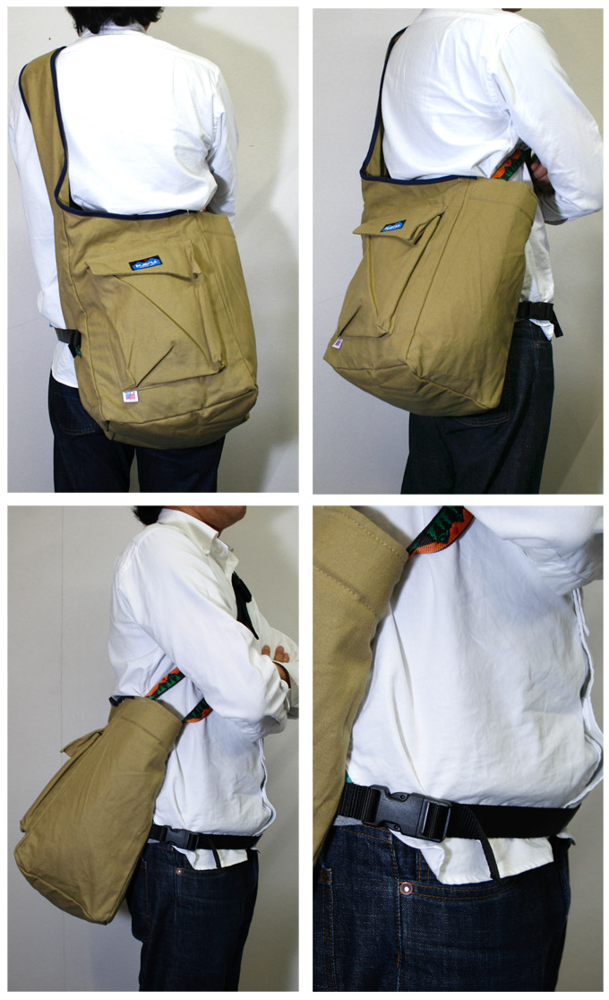 Kavu Bag Climbers Bags Solid 3 Colors