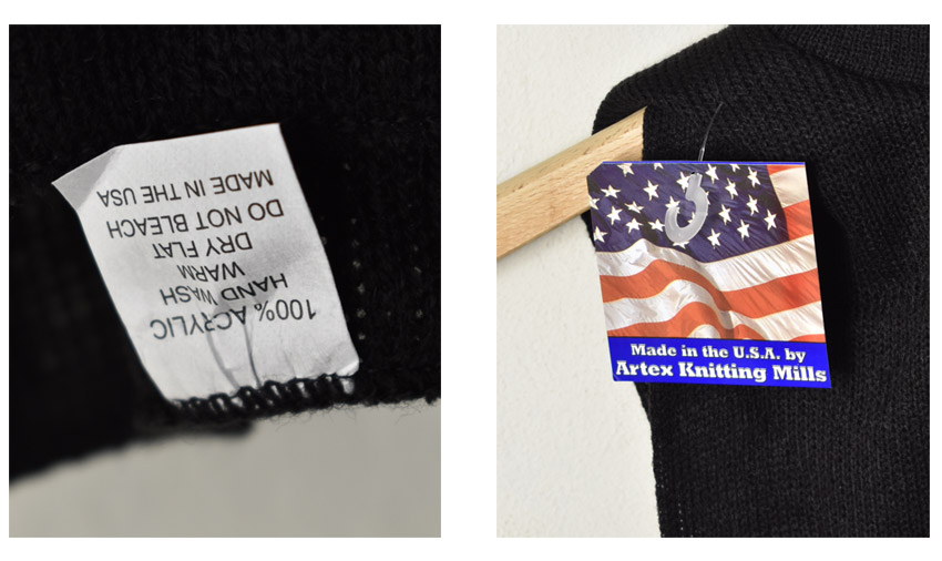 aaad3a7afe6011 cott: All Made In USA (product made in United States) Artex knitting ...