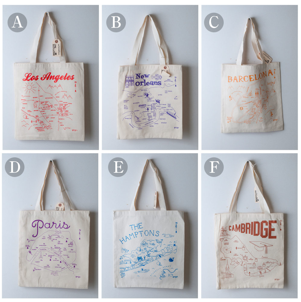 cbcc7276be60 マップトート Grocery Tote Bag canvas tote bag natural eco bag ( 11 colors