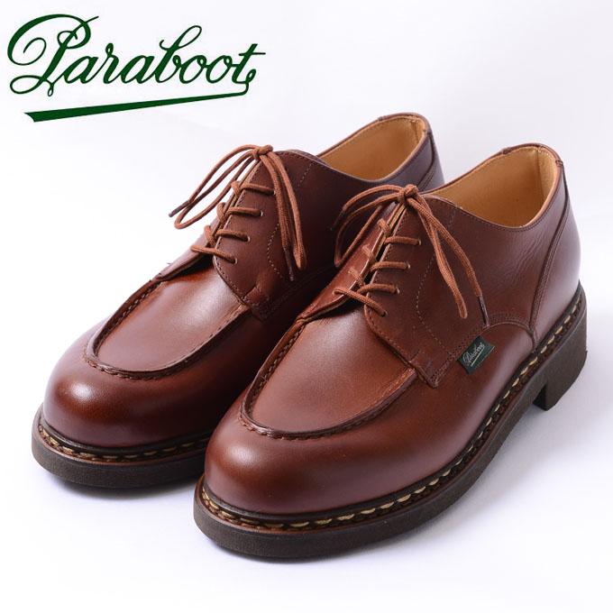 【Paraboot】パラブーツCHAMBORD/TEX シャンボードMARRON-LIS MAROON(マロン)710708z10x