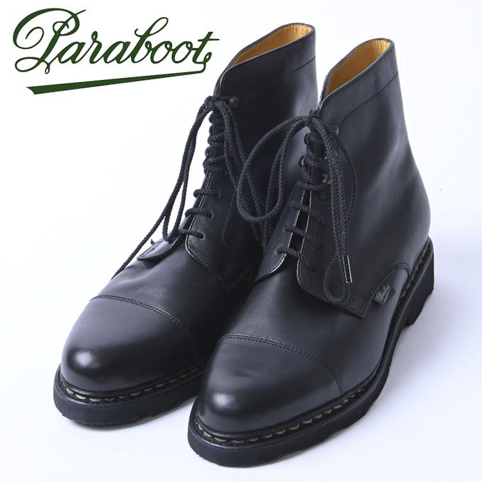 ☆【Paraboot】パラブーツCLAMART/GRIFF(クラマート)NOIRE-LIS NOIR(ブラック)177012z10x