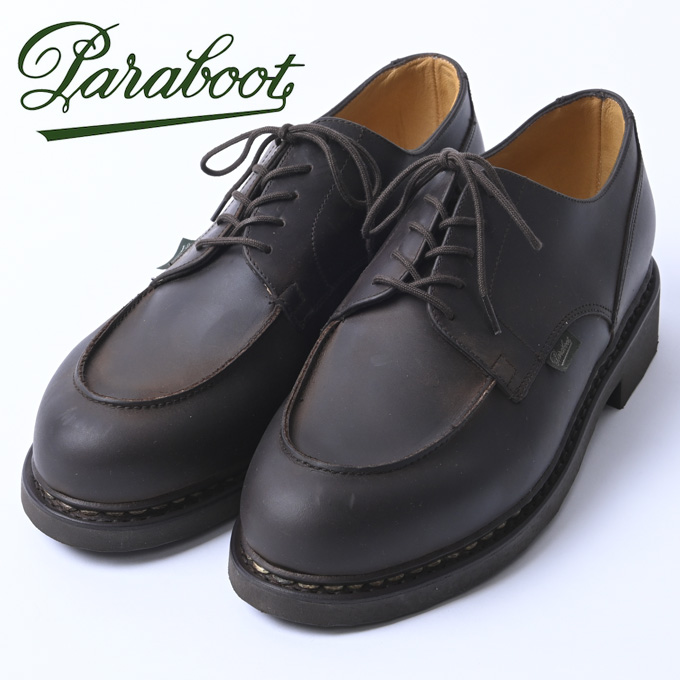 ☆【Paraboot】パラブーツCHAMBORD/TEX シャンボードMARRON-GRINGO TG(ダークブラウン)705901z10x
