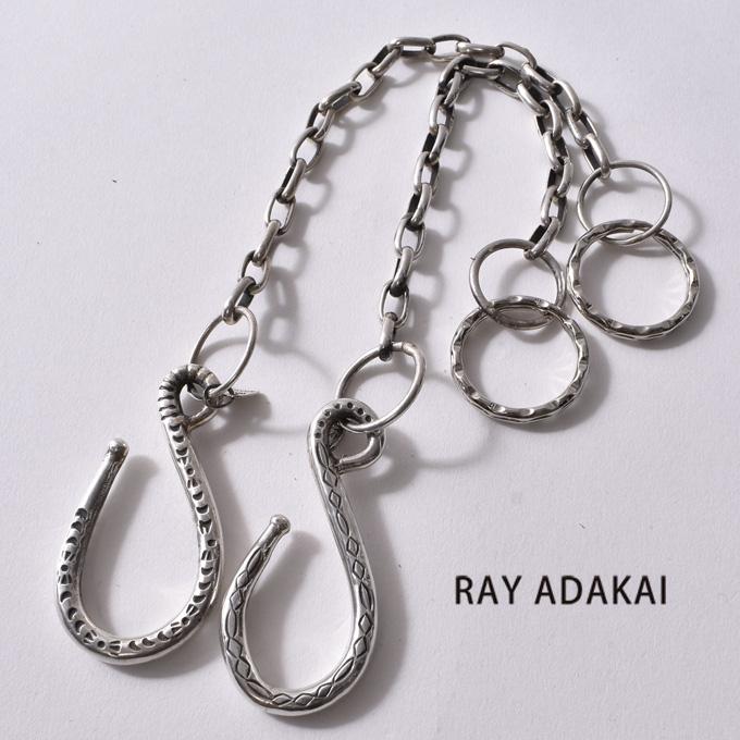 ナバホ族【RAY ADAKAI】レイアダカイPocket Key Chain Mediumポケットキーチェーン ミディアム