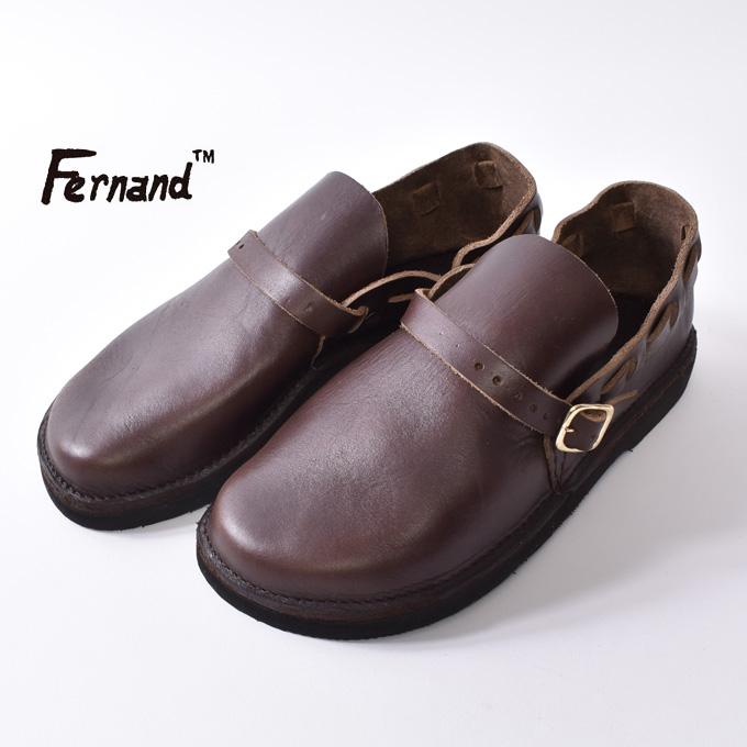 【Fernand Leather】フェルナンドレザーMIDDLE ENGLISH ミドルイングリッシュBROWN(ブラウン)