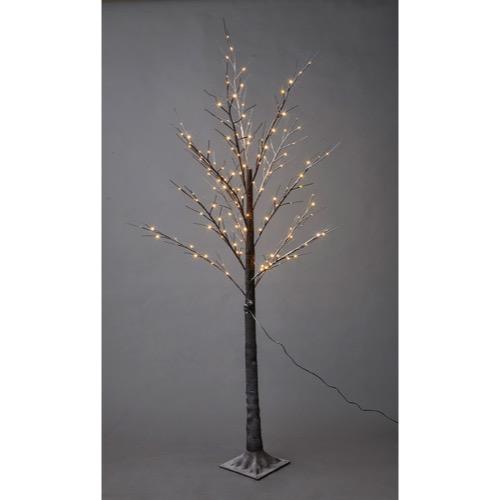 ブラウンブランチツィンクルツリーL(ID32145)1コ【LED】【ハロウィン】【クリスマス】【ディスプレイ】【花資材】【花材】【松村工芸】