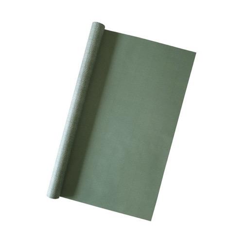 リンネル W75×L15m 855-18771 日本産 オリーブグリーン お正月 和風 時間指定不可 鉢カバー ラッピング フラワーアレンジメント 和色 ハンドメイド