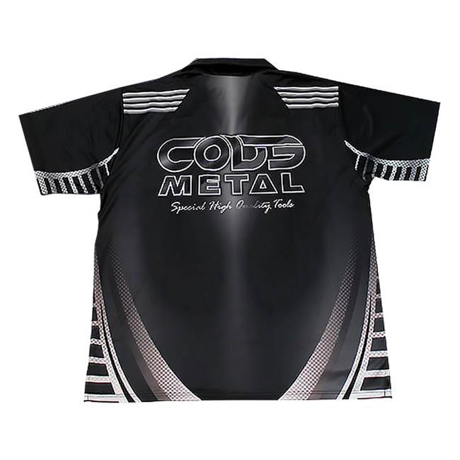 COSMO DARTS(コスモダーツ) レプリカダーツシャツ CODE METALタイプ (ダーツ アパレル)
