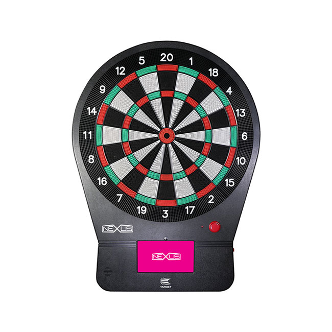 DARTS SHOP countup: TARGET NEXUS ELECTRONIC DARTBOARD 2018 (dart ...