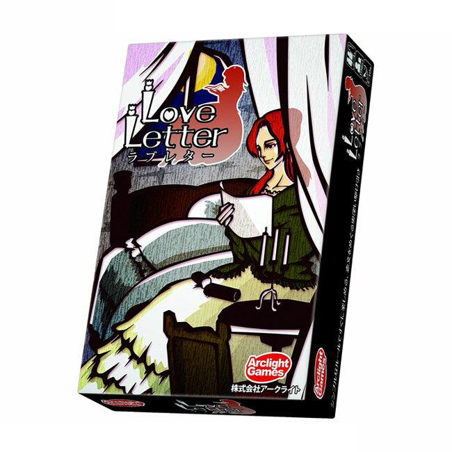あす楽対応 ラブレター 日本全国 送料無料 Love Letter ボードゲーム 返品交換不可 カードゲーム ホビー