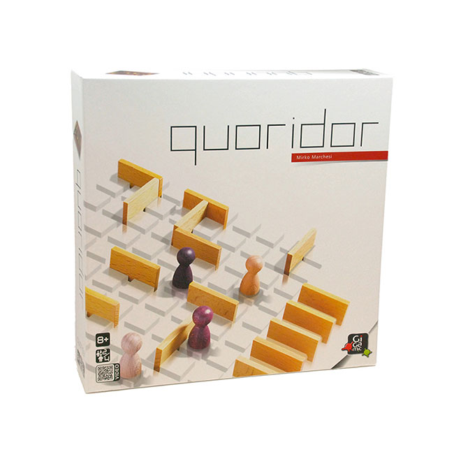 コリドール Quoridor (ボードゲーム カードゲーム)