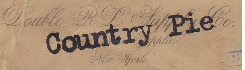 Country Pie:RRL(ダブルアールエル)・Ralph Lauren(ラルフローレン)・Rugby(ラグビー)等