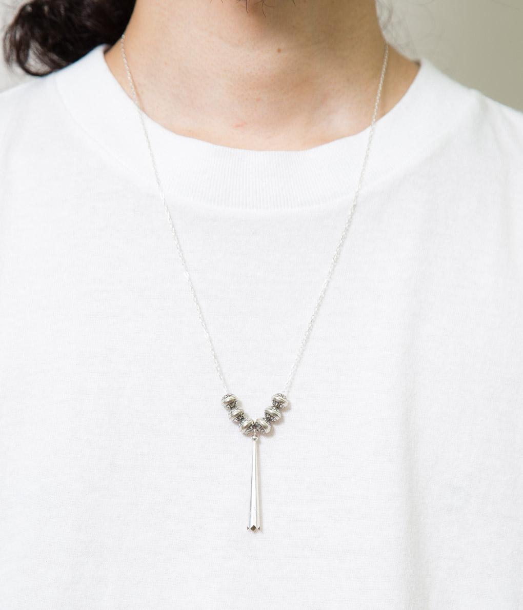 DINEH ディネSanta Fe - Bolo tip Necklace(Silver)
