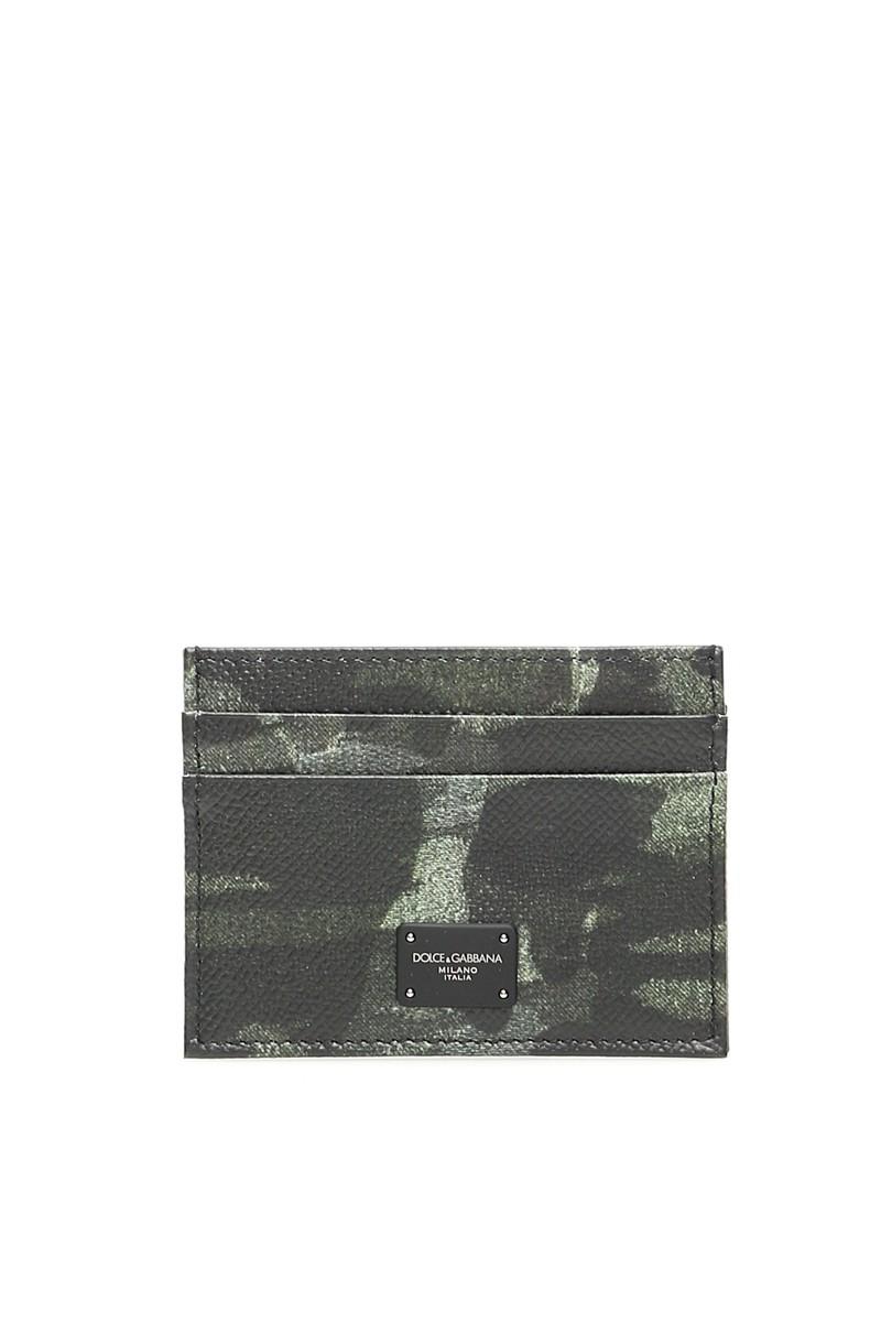 DOLCE&GABBANA/ドルチェ&ガッバーナ カードケース CAMOUFLAGE VERDE Dolce メンズ & Dolce gabbana メンズ & 秋冬2018 BP0330 AV691 ik, DDintex:796e7bb2 --- sunward.msk.ru