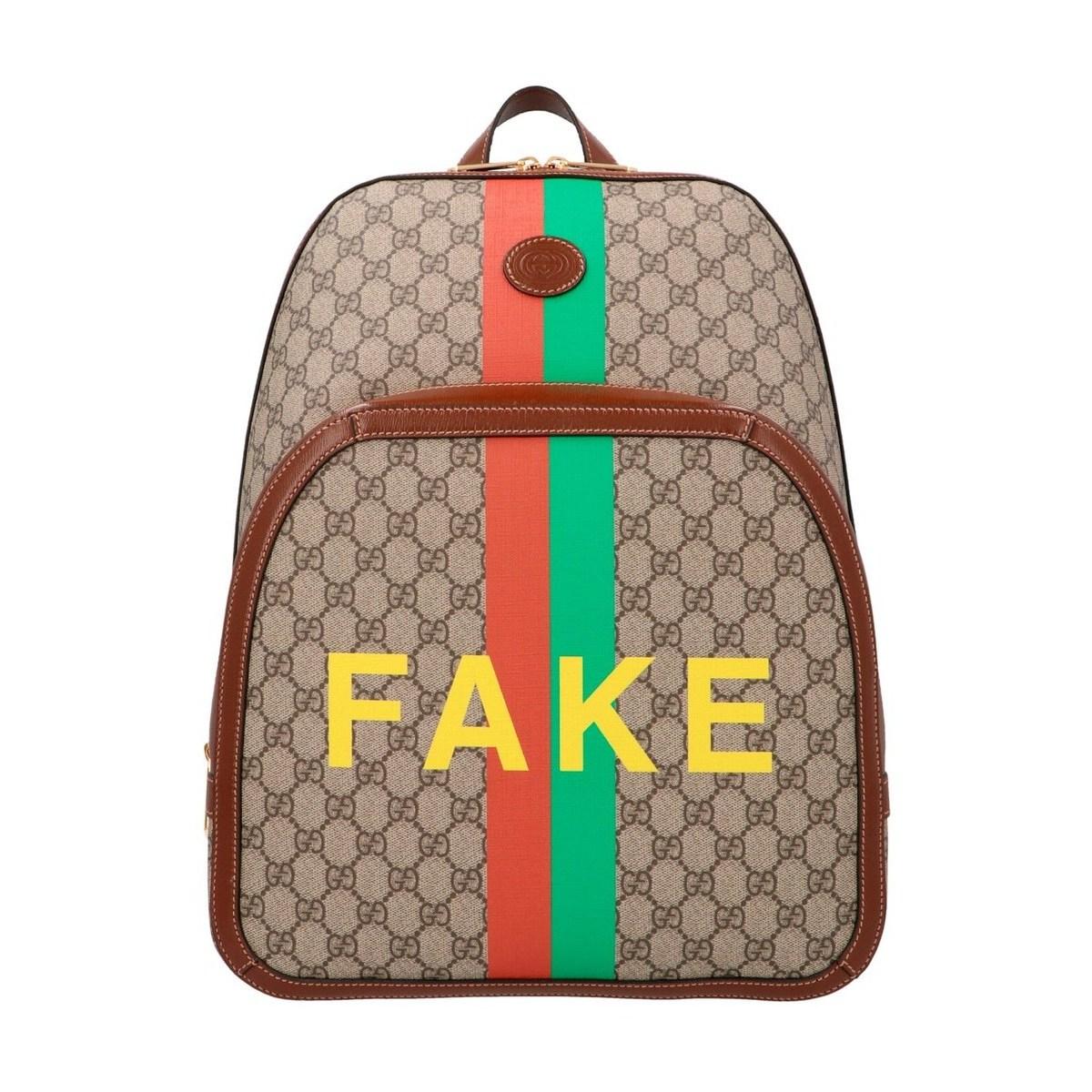 【最新入荷】 GUCCI/グッチ Multicolor 'Fake Not' backpack ju メンズ GUCCI/グッチ 秋冬2020 Multicolor 6366542GCCG8289 ju, スポーツゴリラ:aeabb199 --- eamgalib.ru