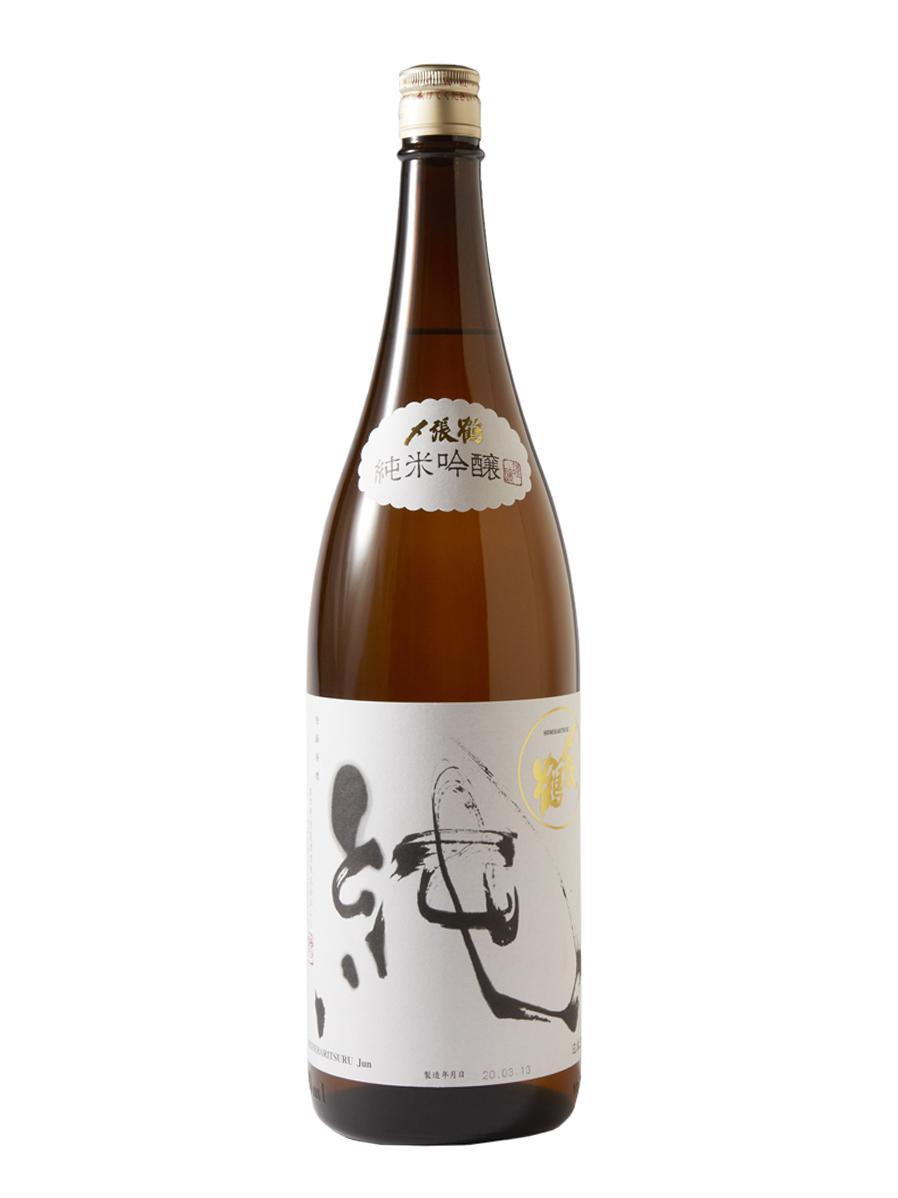 〆張鶴 純 1800ml 宮尾酒造 年末年始大決算 いつでも送料無料 新潟県