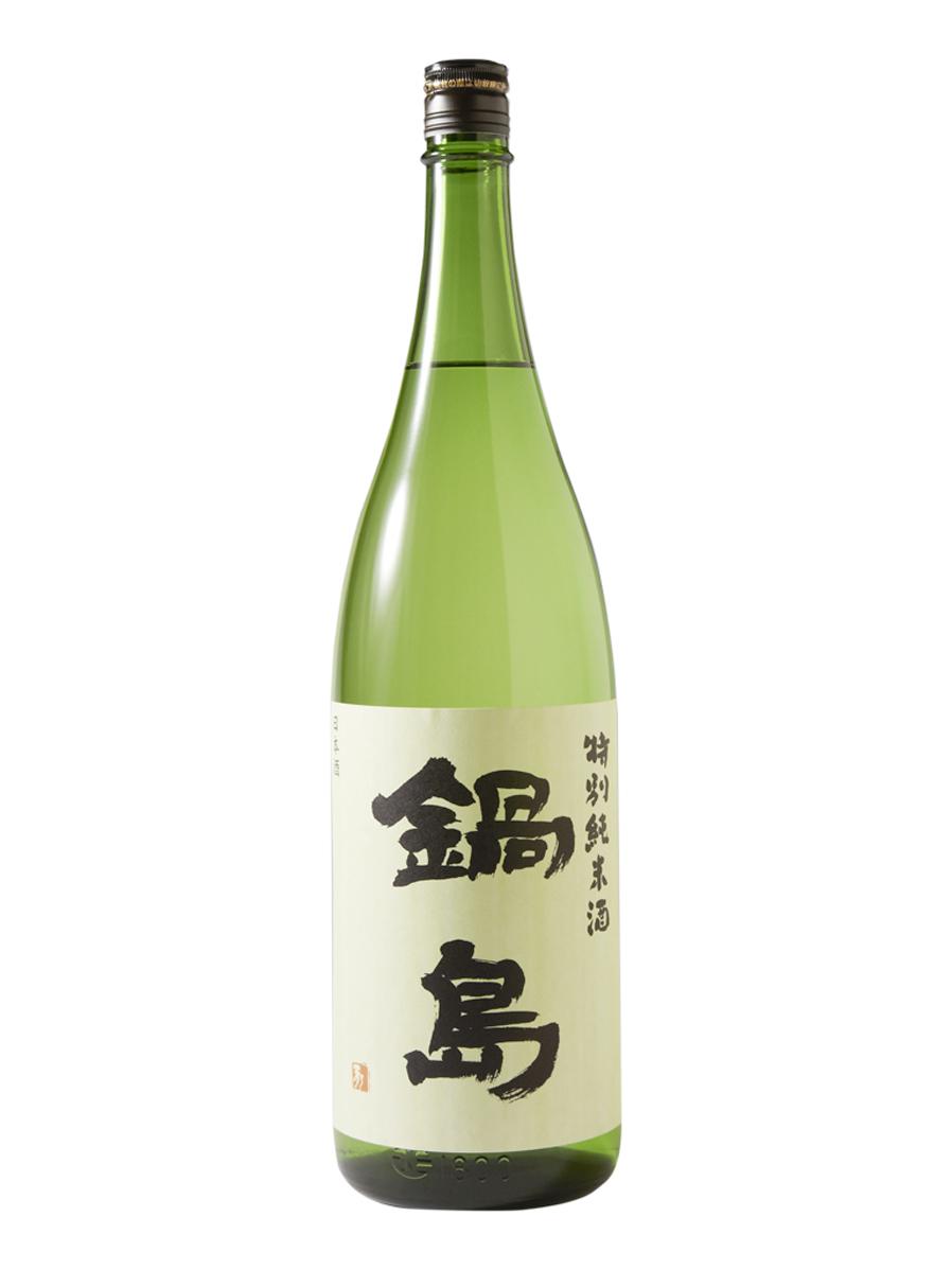 鍋島 特別純米 2020A 特価品コーナー☆ W新作送料無料 1800ml 佐賀県 富久千代酒造