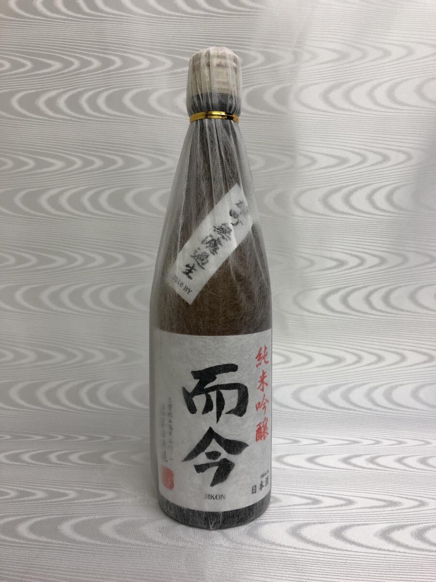 而今(じこん) 純米吟醸 雄町 無濾過生 720ml (木屋正酒造) (三重県)