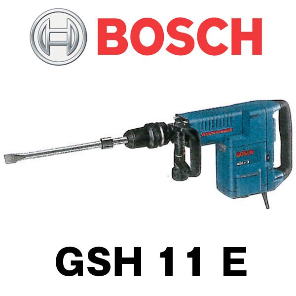 ボッシュ BOSCH 電動工具 ハンマ GSH 11 E 納期相談可 クレジットOK 直送可 bo-gsh11-e
