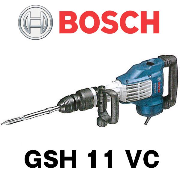 ボッシュ BOSCH 電動工具 ハンマ GSH 11 VC 納期相談可 クレジットOK 直送可 bo-gsh11-vc