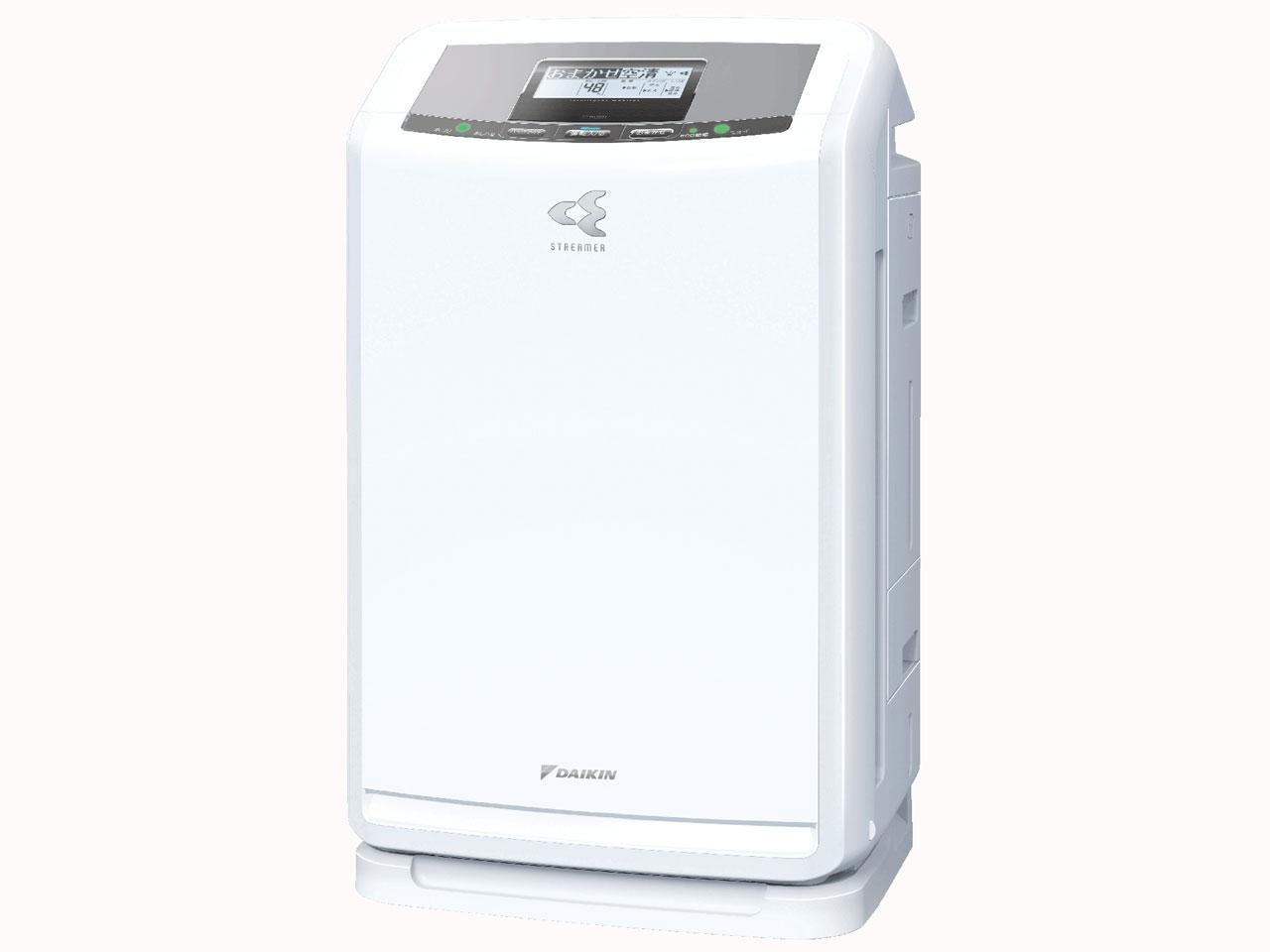 ダイキン 除加湿ストリーマ空気清浄機 クリアフォースZ ホワイト 31畳 空気清浄器 納期相談可 クレジットOK 直送可 沖縄・離島送料に自信あります!acz70sw