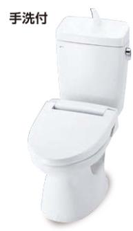 INAX トイレ 一般 大型 床上排水 排水芯155 eco6 アメージュ 手洗い有 寒冷地(水抜・ヒーター) gdtm180pmnghbc360pu リクシル イナックス 沖縄送料に自信あり!