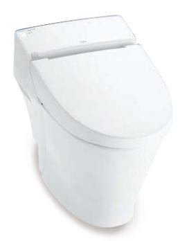 INAX トイレ 一体型 タンクレス シャワートイレ 床排水 eco5 サティスSタイプ S5タイプ ブースター無 一般地 dvs515gbcs11s リクシル イナックス 沖縄送料に自信あり!