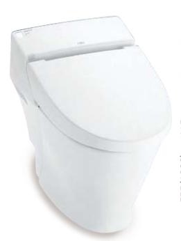 INAX トイレ 一体型 タンクレス シャワートイレ 床上排水 排水120 eco5 サティスSタイプ S5タイプ ブースター無 一般地 dvs515pgbcs11p リクシル イナックス 沖縄送料に自信あり!