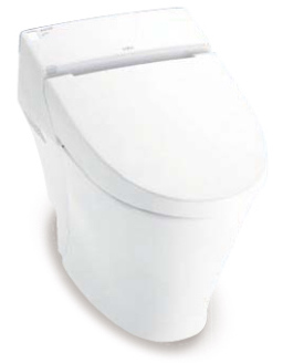 INAX トイレ 一体型 タンクレス 床上排水 排水155 eco6 サティスSタイプ SM8タイプ ブースター無 一般地 dvs518pmgbcs11pmf リクシル イナックス 沖縄送料に自信あり!