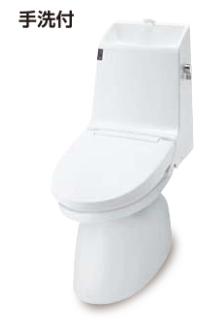 INAX トイレ 一体型 タンクあり リトイレ排水 eco5 アメージュZ ZR1タイプ 手洗い付 寒冷地(流動) dtz181huwgbcz10hu リクシル イナックス 沖縄送料に自信あり!