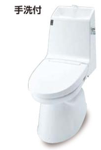 INAX トイレ 一体型 タンクあり 床排水 eco4 アメージュZ Z2Tタイプ 手洗い付 寒冷地(水抜・ヒーター) dtz182tnghbcz10st リクシル イナックス 沖縄送料に自信あり!