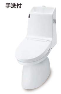 INAX トイレ 一体型 タンクあり リトイレ排水 eco5 アメージュZ ZR3タイプ 手洗い付 寒冷地(流動) dtz183huwgbcz10hu リクシル イナックス 沖縄送料に自信あり!