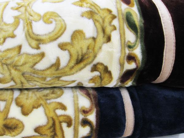 東京西川 アクリルニューマイヤー毛布 ダブル 【 西川 西川産業 毛布 日本製 アクリル毛布 ニューマイヤー毛布 アクリル アクリルブランケット アクリルケット 暖かい あたたかい 温かい あったか FB6710 】