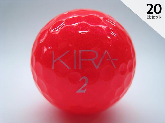 Sクラス 2014年モデル キャスコ KIRA KLENOT ルビー 20球セット 送料無料 /ロストボール【中古】【ラッキーシール対応】