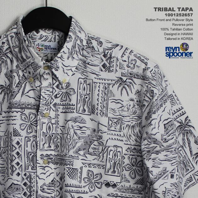 1ce53653a Cowichan Family: Aloha shirts-rain Spooner ( REYNSPOONER )-0125 ...
