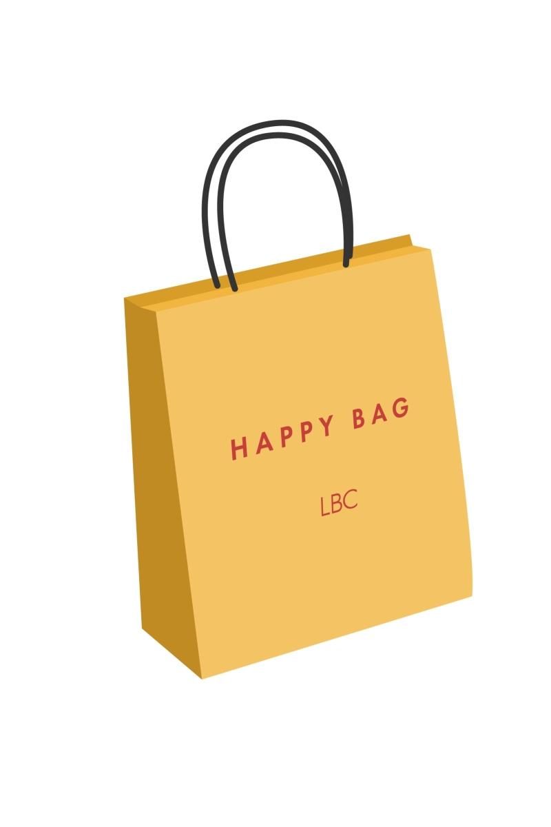 【2020年福袋】【WEB限定】LBCアパレル福袋 5点入り マスコット付き