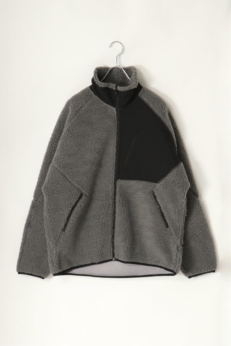 ボンディングボアフリースジャケット