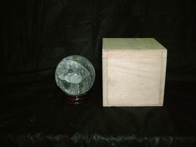 【送料無料】天然石 水晶玉