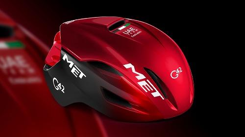 【10/7は「6倍!」Wエントリーで更にポイントUP】MET (メット) Manta Mips Helmet UAE マンタ ミップス ヘルメット
