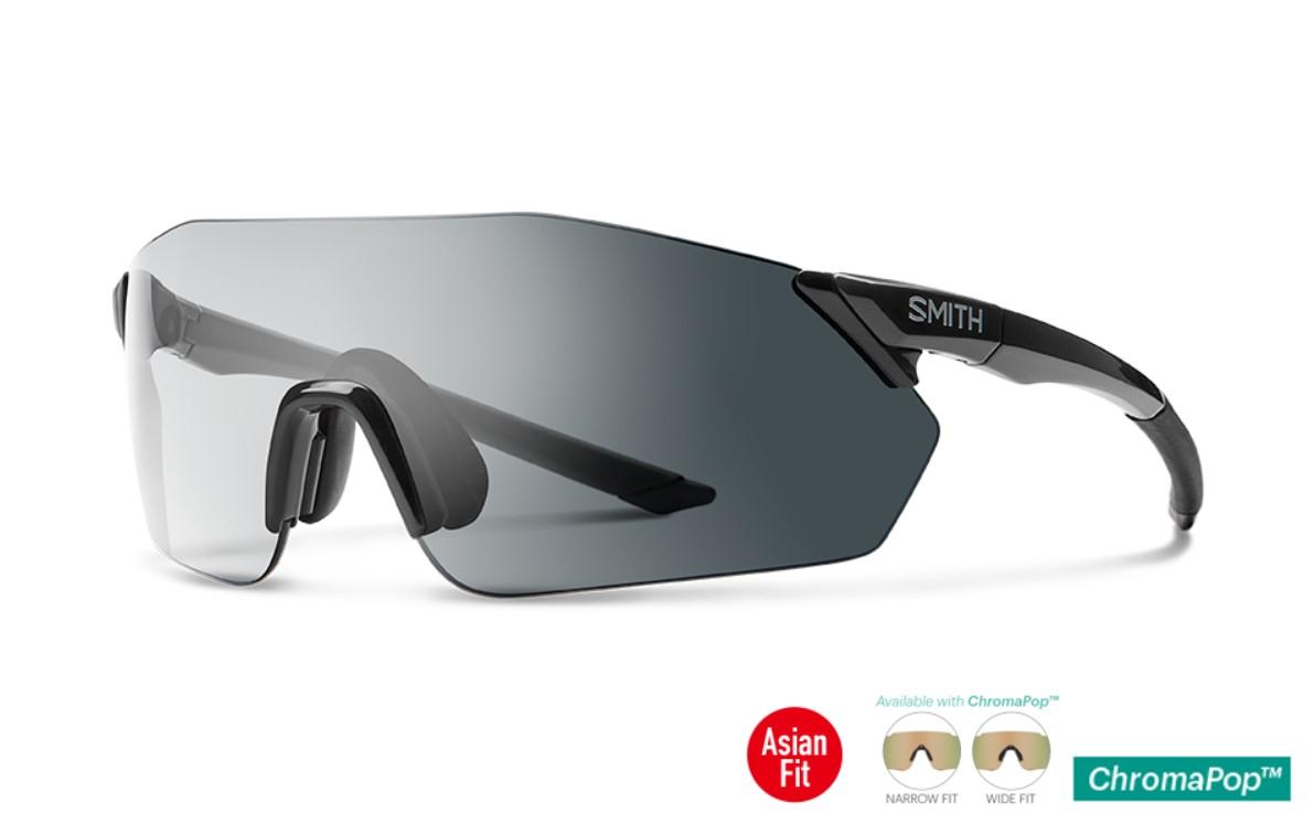 SMITH (スミス) PivLock Reverb Black Sunglasses ピブロック リバーブ ブラック サングラス
